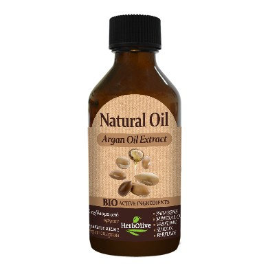 Natural Oil with Argan Oil Extract
