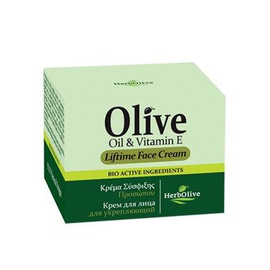 Olive Oil and Vitamin E Liftime Face Cream