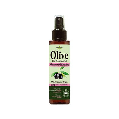 Olive Oil & Almond Massage Oil Relaxing