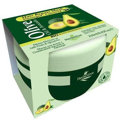 Olive Oil& Avocado Hair Repair Mask