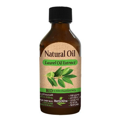 Natural Oil with Laurel Oil Extract