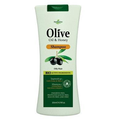 Olive Oil& Honey Shampoo for Oily Hair