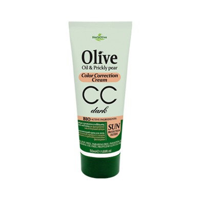 Olive Oil & Prickly pear Color Correction Cream Dark