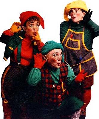 Little People Elves