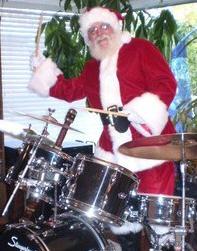 Santa's Drums