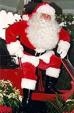 Santa Ride Along