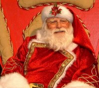 Santa's Chair