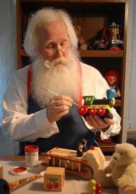 Santa the Toymaker