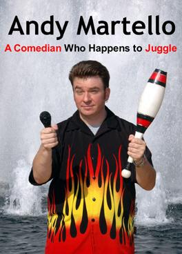 Comedian Juggler