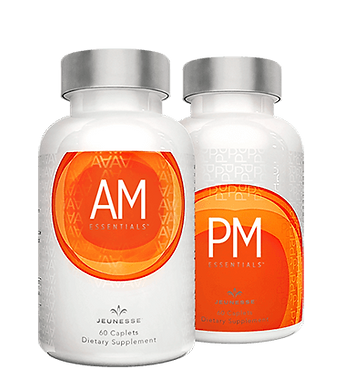 AM PM Essentials Jeunesse | Integratori Nutraceutici