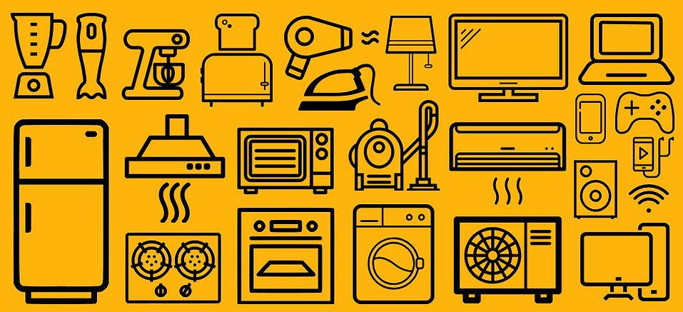 elettrodomestici : risparmio costi con energia wekiwi