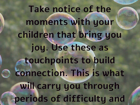 Connect With Your Kids Through Joy
