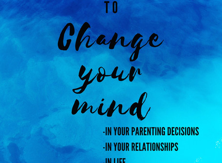 You are Allowed to Change your Mind!