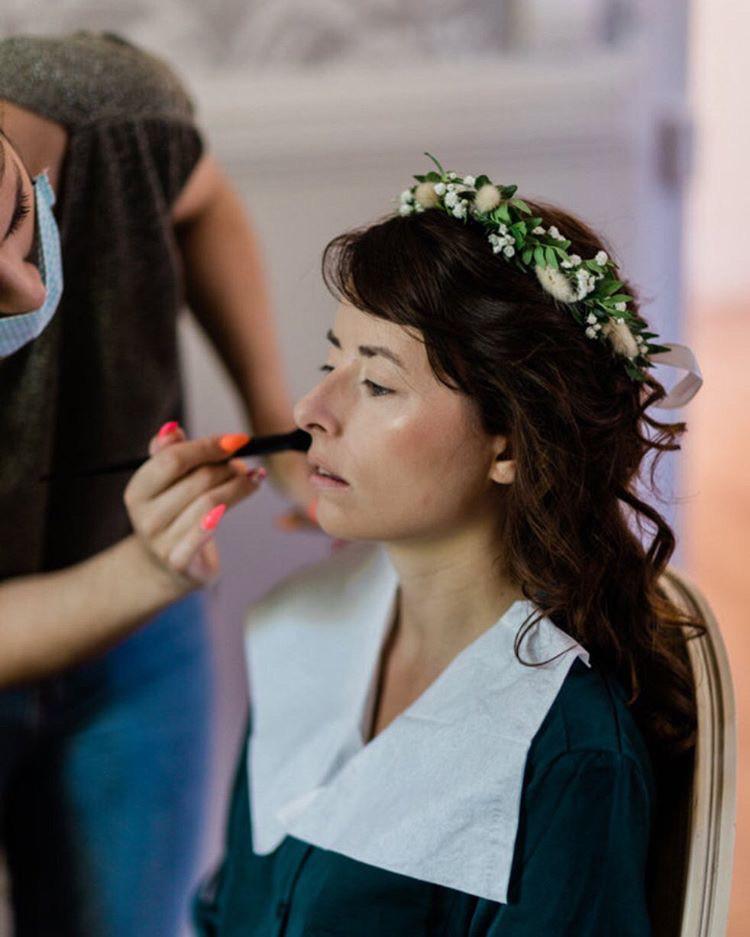 Maquillages témoins