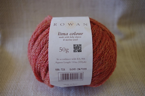 ROWAN LIMA COLOUR