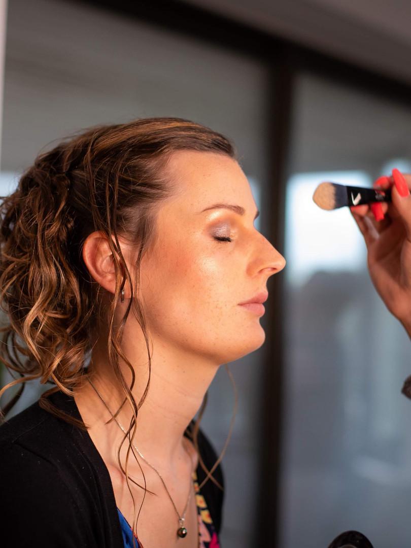 Maquillage mariée Marianne, photogrpahe : Passion Photo J Photographie