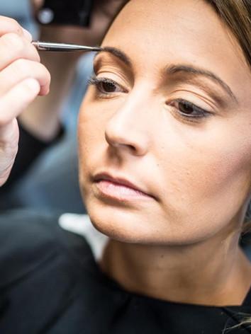 Maquillage mariée Kathleen