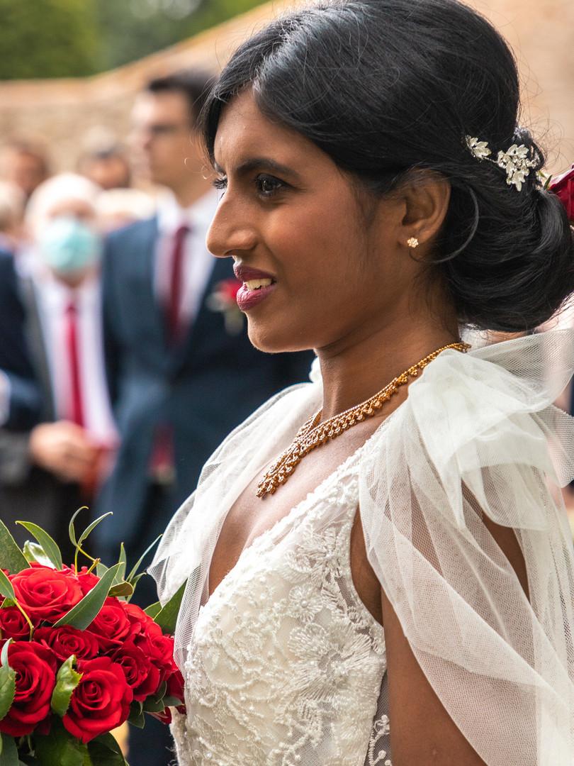 Maquillahe mariée Nithya