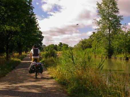 LE CANAL DES 2 MERS À VÉLO ENTRE AGEN ET TOULOUSE