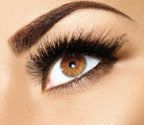 Brune øjne