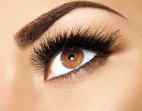 Bruna ögon