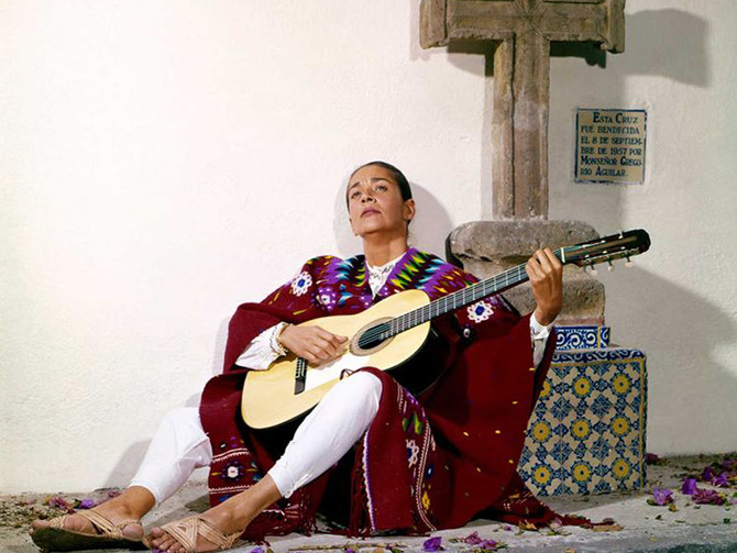 BOOTH x Bertha DocHouse: CHAVELA Screening and Open Call