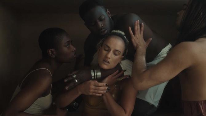 Kate Cox explores gender in her new dance film, UNBOXING