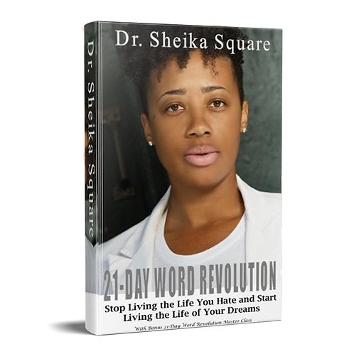 21 Day Word Revolution (Paperback)