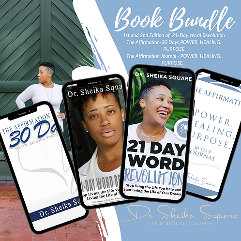 4 Book Bundle