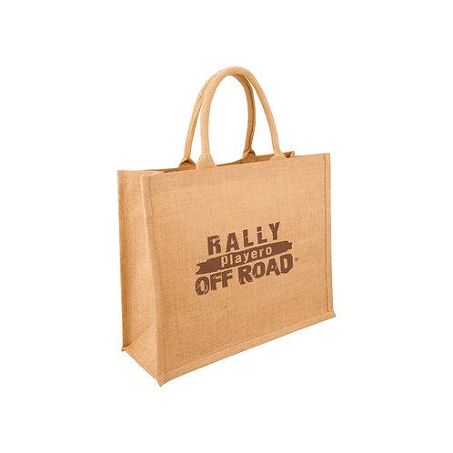 Jute BAG / Rally Playero 13