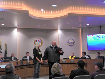 La Mesa Celebrates National Day of Unplugging with Proclamation and Fun Activities