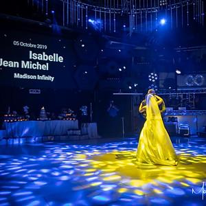 Isabelle & Jean Michel