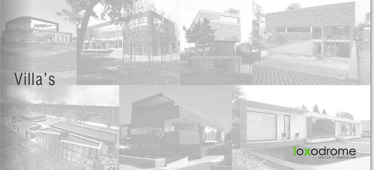 Presentatie Boekje Villa's