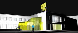Verbouwing Popcentrum Perron 55