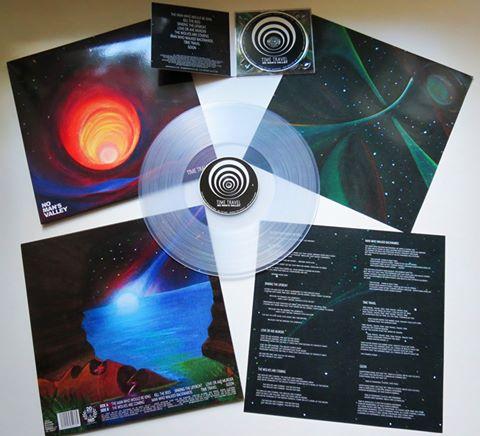 Vinyl Artwork Layout