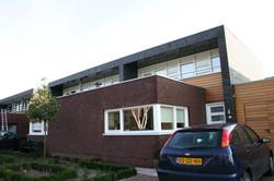 Woningen Riethstraat