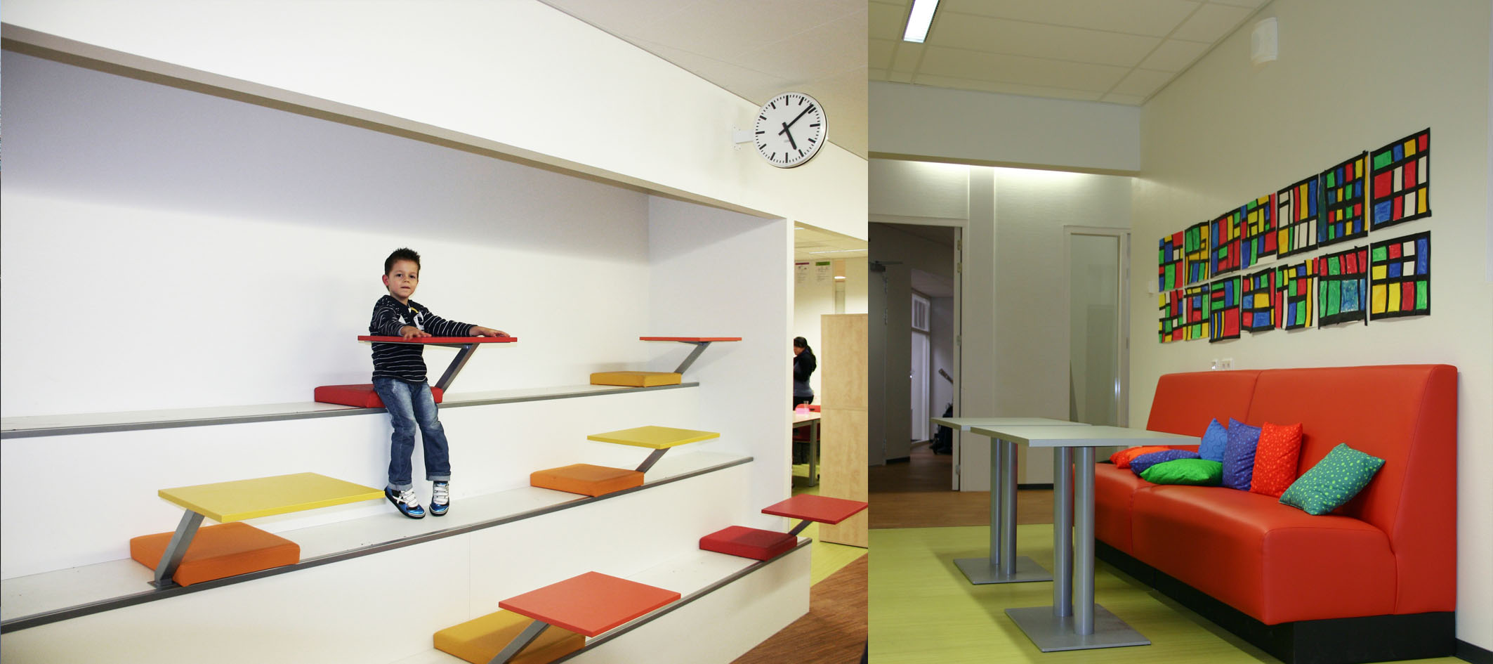 Interieur Talentencampus