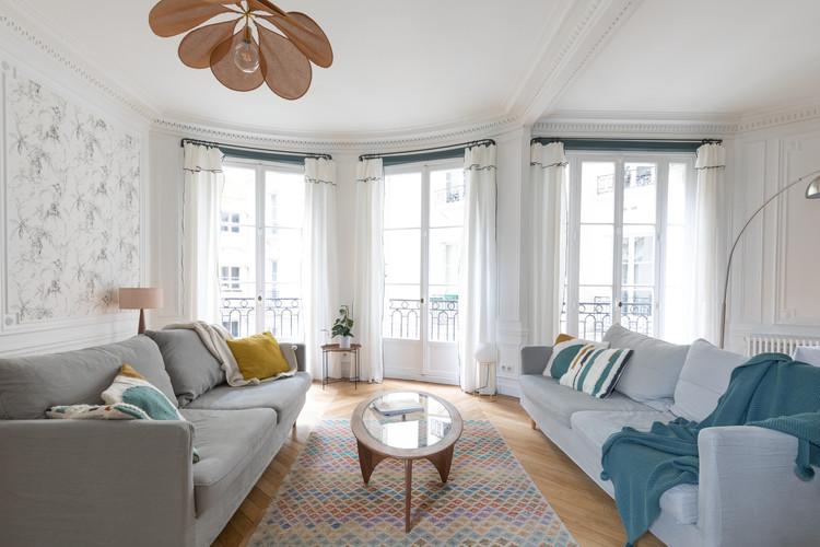 Salon Paris 17