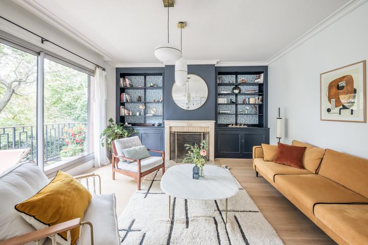 Salon projet Avenue Milleret de Brou