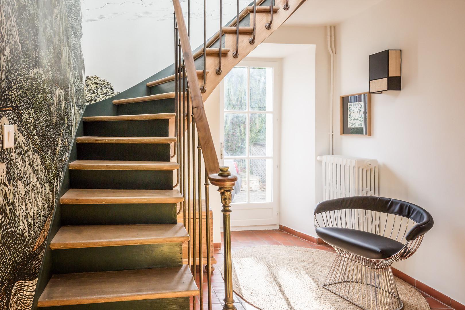 Escalier Herbeville