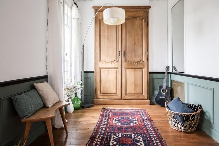Chambre parentale dressing Nogent-sur-Marne