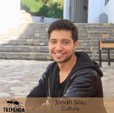 Jonah Siau