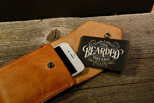 The Manchester - Smartphone Sleeve, Open