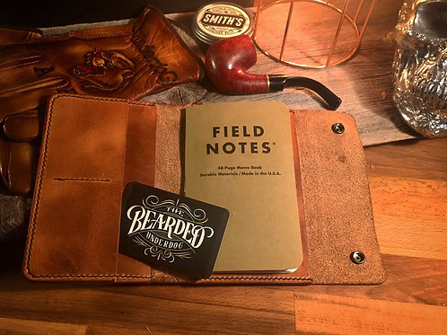 The Stockholm - Field Notes Cover, Open