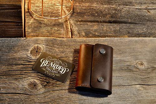 The Sydney Wallet - Phantom Brown