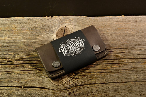 The London - Slate Grey, Closed with Card on Top