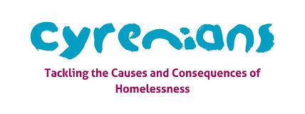 Cyrenians Blue Logo with pink stapline_e