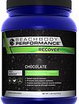 Beachbody Performance Recover Chocolate