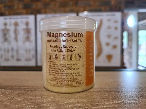 Magnesium & Mustard Bath Salt