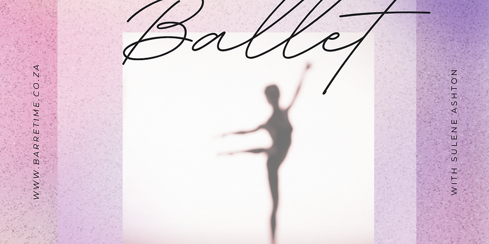 Brush up your ballet